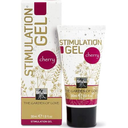 Hot Stimulation Hot Cherry Jel 30 Ml