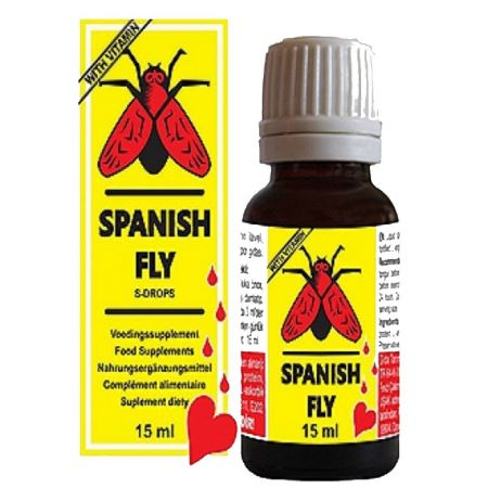 Original Spanish Fly Damla 15 ml